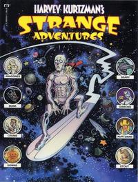 Cover Thumbnail for Harvey Kurtzman's Strange Adventures (Marvel, 1990 series)