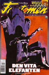 Cover Thumbnail for Fantomen (Egmont, 1997 series) #14/2008