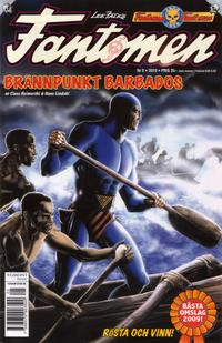 Cover Thumbnail for Fantomen (Egmont, 1997 series) #5/2010