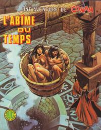 Cover Thumbnail for Une Aventure de Conan (Editions Lug, 1976 series) #3 - L'abîme du temps