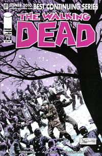 Cover Thumbnail for The Walking Dead (Image, 2003 series) #79