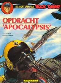 Cover Thumbnail for De avonturen van Buck Danny (Novedi, 1983 series) #41 - Opdracht 'Apocalypsis'