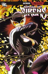 Cover Thumbnail for Gotham City Sirens (Panini Deutschland, 2010 series) #2 - Die guten alten Zeiten