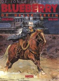 Cover Thumbnail for De jonge jaren van Blueberry (Novedi, 1985 series) #6 - De helse trein