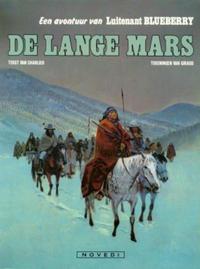 Cover Thumbnail for Luitenant Blueberry (Novedi, 1982 series) #19 - De lange mars