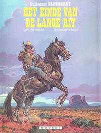 Cover Thumbnail for Luitenant Blueberry (Novedi, 1982 series) #22 - Het einde van de lange rit