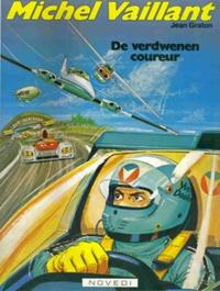Cover Thumbnail for Michel Vaillant (Novedi, 1981 series) #36 - De verdwenen coureur