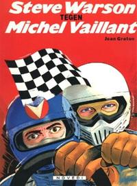 Cover Thumbnail for Michel Vaillant (Novedi, 1981 series) #38 - Steve Warson tegen Michel Vaillant