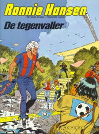 Cover Thumbnail for Ronnie Hansen (Novedi, 1981 series) #3 - De tegenvaller
