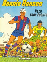 Cover Thumbnail for Ronnie Hansen (Novedi, 1981 series) #4 - Pech voor Pablito