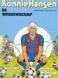 Cover Thumbnail for Ronnie Hansen (Novedi, 1981 series) #10 - De weddenschap