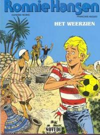 Cover Thumbnail for Ronnie Hansen (Novedi, 1981 series) #13 - Het weerzien