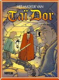 Cover Thumbnail for Taï Dor (Novedi, 1987 series) #2 - Het masker van Taï Dor
