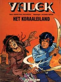 Cover Thumbnail for Yalek (Novedi, 1981 series) #5 - Het koraaleiland