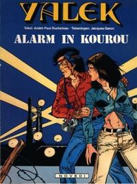 Cover Thumbnail for Yalek (Novedi, 1981 series) #6 - Alarm in Kourou