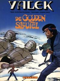 Cover Thumbnail for Yalek (Novedi, 1981 series) #9 - De gouden sleutel