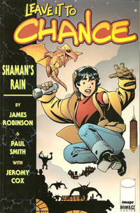 Cover Thumbnail for Leave It to Chance (Image, 2002 series) #1 - Shaman's Rain