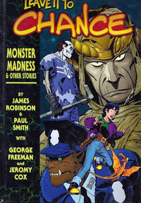 Cover Thumbnail for Leave It to Chance (Image, 2002 series) #3 - Monster Madness and Other Stories