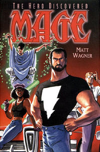 Cover Thumbnail for Mage (Image, 2004 series) #1 - The Hero Discovered