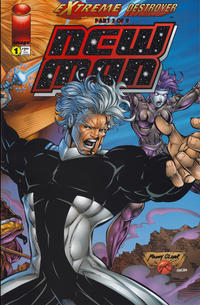 Cover Thumbnail for Newman (Image, 1996 series) #1