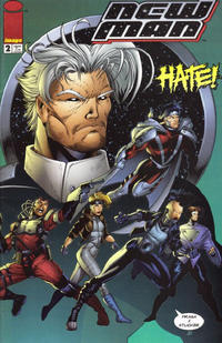 Cover Thumbnail for Newman (Image, 1996 series) #2