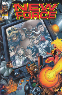 Cover Thumbnail for Newforce (Image, 1996 series) #4