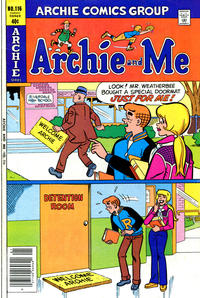 Cover Thumbnail for Archie and Me (Archie, 1964 series) #116