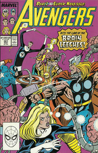 Cover Thumbnail for The Avengers (Marvel, 1963 series) #301 [Direct Edition]