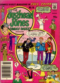 Cover Thumbnail for The Jughead Jones Comics Digest (Archie, 1977 series) #16