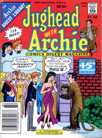 Cover Thumbnail for Jughead with Archie Digest (Archie, 1974 series) #84 [Canadian]