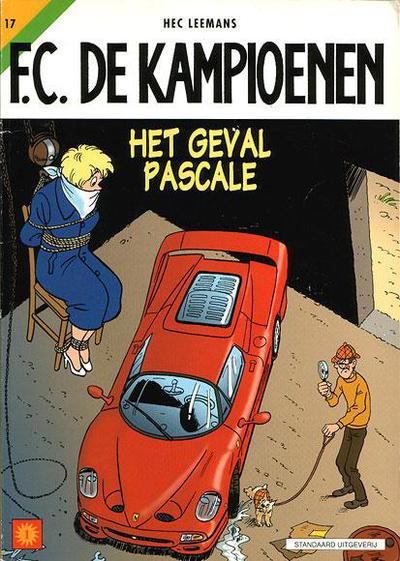 Cover for F.C. De Kampioenen (Standaard Uitgeverij, 1997 series) #17