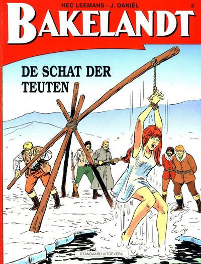 Cover for Bakelandt (Standaard Uitgeverij, 1993 series) #9