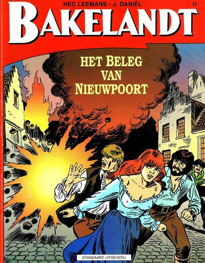 Cover for Bakelandt (Standaard Uitgeverij, 1993 series) #11