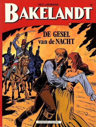 Cover for Bakelandt (Standaard Uitgeverij, 1993 series) #60