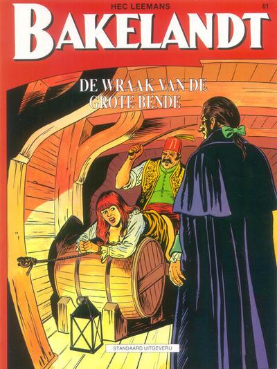 Cover for Bakelandt (Standaard Uitgeverij, 1993 series) #61