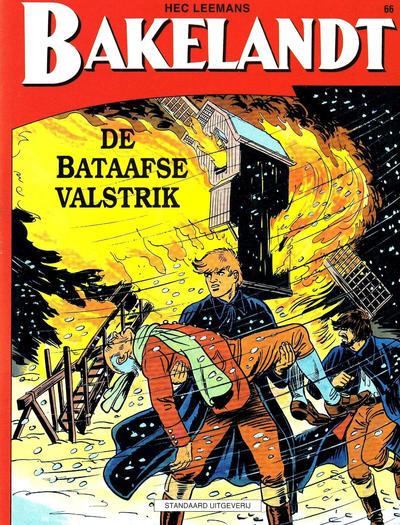 Cover for Bakelandt (Standaard Uitgeverij, 1993 series) #66