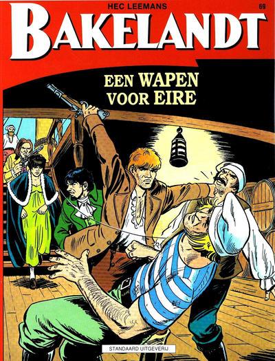 Cover for Bakelandt (Standaard Uitgeverij, 1993 series) #69
