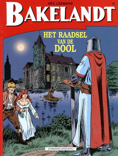 Cover for Bakelandt (Standaard Uitgeverij, 1993 series) #72