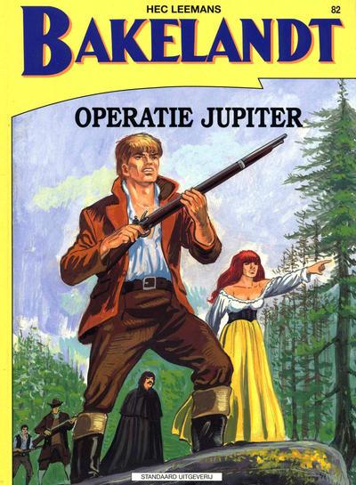 Cover for Bakelandt (Standaard Uitgeverij, 1993 series) #82