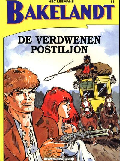 Cover for Bakelandt (Standaard Uitgeverij, 1993 series) #84