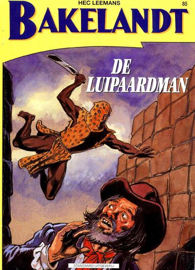 Cover for Bakelandt (Standaard Uitgeverij, 1993 series) #85