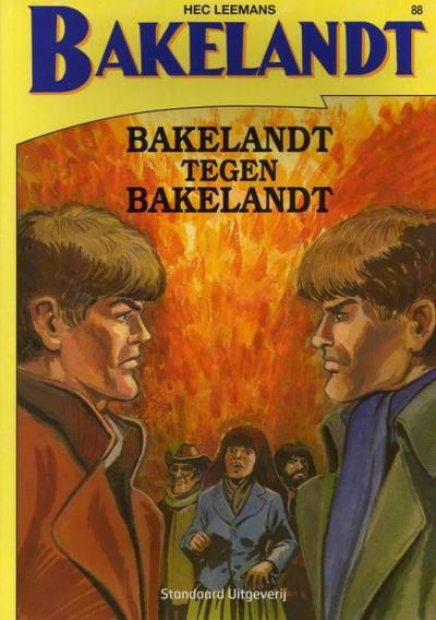Cover for Bakelandt (Standaard Uitgeverij, 1993 series) #88