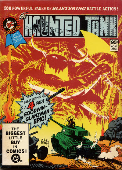Cover for DC Special Blue Ribbon Digest (DC, 1980 series) #12 [Newsstand]