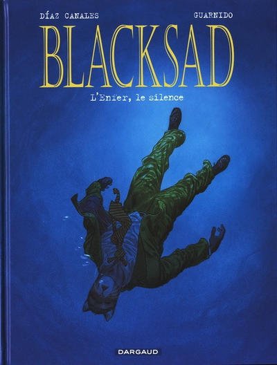 Cover for Blacksad (Dargaud éditions, 2000 series) #4 - L'Enfer, le silence