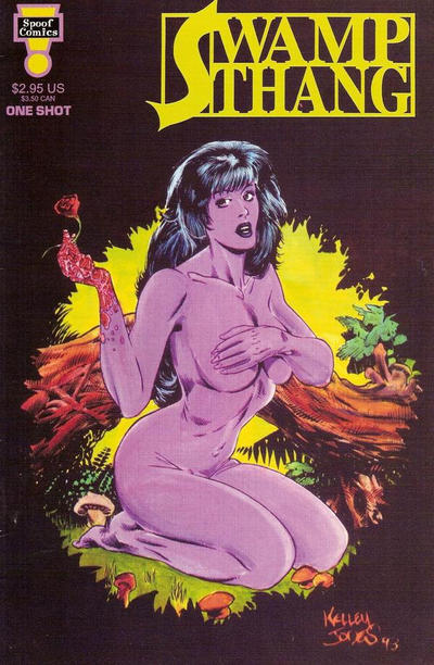 Cover for Swamp Thang (Personality Comics, 1993 series) #1