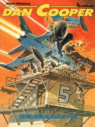Cover for Dan Cooper (Novedi, 1981 series) #26