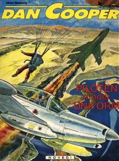 Cover for Dan Cooper (Novedi, 1981 series) #30