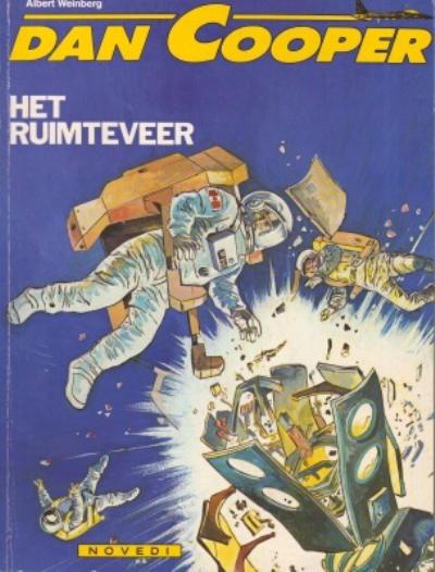 Cover for Dan Cooper (Novedi, 1981 series) #31
