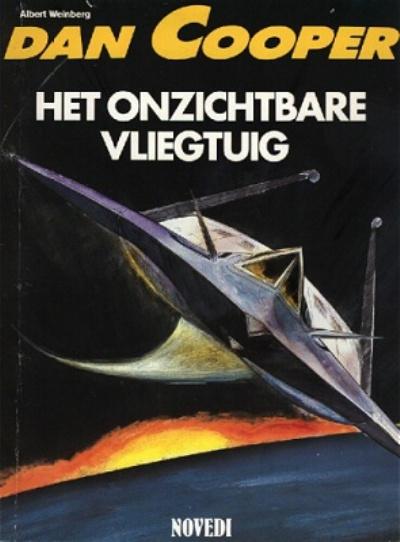 Cover for Dan Cooper (Novedi, 1981 series) #36