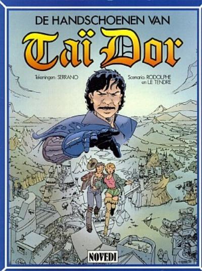 Cover for Taï Dor (Novedi, 1987 series) #1